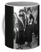 American Suffragists Coffee Mug