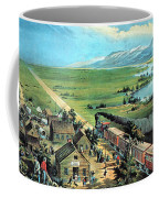 American Transcontinental Railroad Coffee Mug