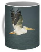 American White Pelican Pelecanus Coffee Mug