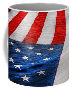 Americana - Flag - Stars And Stripes  Coffee Mug