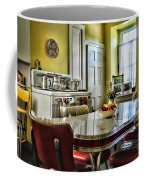 Americana - 1950 Kitchen - 1950s - Retro Kitchen Coffee Mug