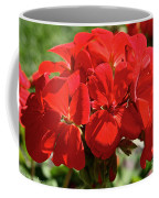 American's Red Coffee Mug