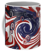 Americas Palette Coffee Mug
