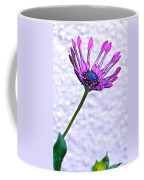 Amethyst Sapphire And Gold Coffee Mug