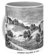 Amherst College, 1821 Coffee Mug