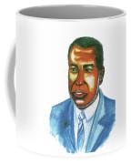Amilcar Cabral Lopes Coffee Mug