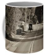 Amish Buggy - Lancaster County Pa Coffee Mug