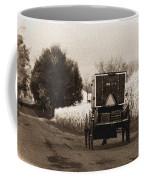 Amish Buggy And Wagon Coffee Mug