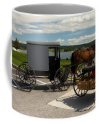 Amish Buggy Coffee Mug