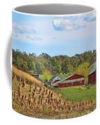 Amish Cornfield Coffee Mug