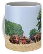 Amish Manure Spreader Coffee Mug