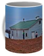 Amish School Coffee Mug
