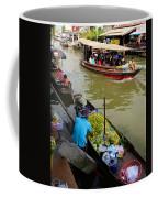 Ampawa Floating Market Coffee Mug