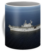 Amphibious Assault Ship Uss Peleliu Coffee Mug