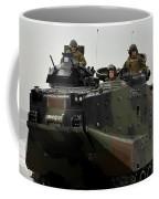 Amphibious Assault Vehicles Make Coffee Mug