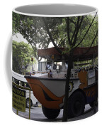 Amphibious Vehicle Used For Ducktour In Singapore Coffee Mug