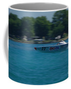Amsoil Offshore Racer Coffee Mug