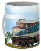 Amtrack Engine Coffee Mug