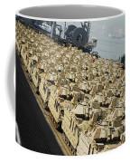 An Abundance Of Bradley Fighting Coffee Mug