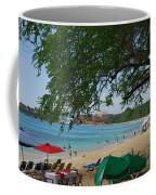 An Active Sosua Beach In Dr Coffee Mug