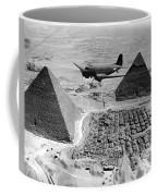 An Air Transport Command Plane Flies Coffee Mug