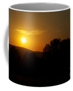 An Alexandria Sunset Coffee Mug