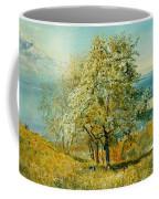 An Alpine Lake Coffee Mug