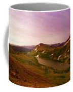 An Alpine Lake On Beartooth Pass  Coffee Mug