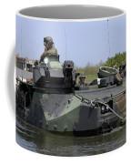 An Amphibious Assault Vehicle Enters Coffee Mug
