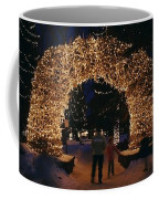 An Arch Built Of Antlers Coffee Mug