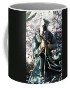 An Army Ranger Sets Up An Anpaq-1 Laser Coffee Mug