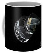 An Artists Concept Of The Planck Coffee Mug