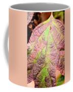 An Autumn's Leaf Coffee Mug