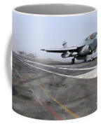 An Ea-6b Prowler Catapults Coffee Mug
