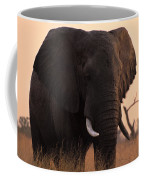 An Elephant In The Okavango Delta Coffee Mug