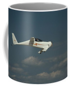 An Experimental Aircraft, The Quickie Coffee Mug by Micheal E. Long