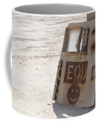 An Explosive Ordnance Disposal Logo Coffee Mug