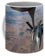 An F-16 Fighting Falcon Moves Coffee Mug