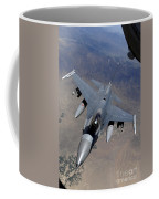 An F-16 Fighting Falcon Returns Coffee Mug