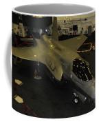 An F-35b Lightning II Is Secured Coffee Mug