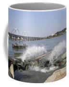 An Interior Bay Blooms Open Coffee Mug