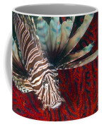 An Invasive Indo-pacific Lionfish Coffee Mug