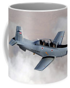 An Iraqi Air Force T-6 Texan Trainer Coffee Mug