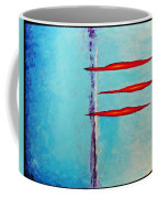 An Issue With Blue Coffee Mug
