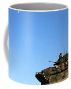 An Lav-25 Armament Reconnaissance Coffee Mug