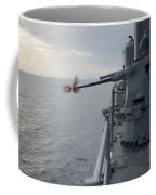An Mk38 Mod 2 25mm Machine Gun System Coffee Mug