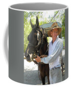An Old Fashion Delivery Coffee Mug