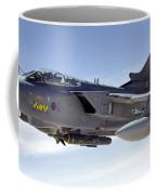 An Raf Tornado Gr-4 Takes On Fuel Coffee Mug by Stocktrek Images