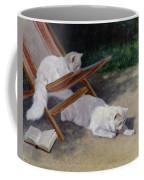 An Uninvited Guest Coffee Mug