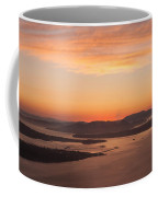 Anacortes Islands Sunset Coffee Mug